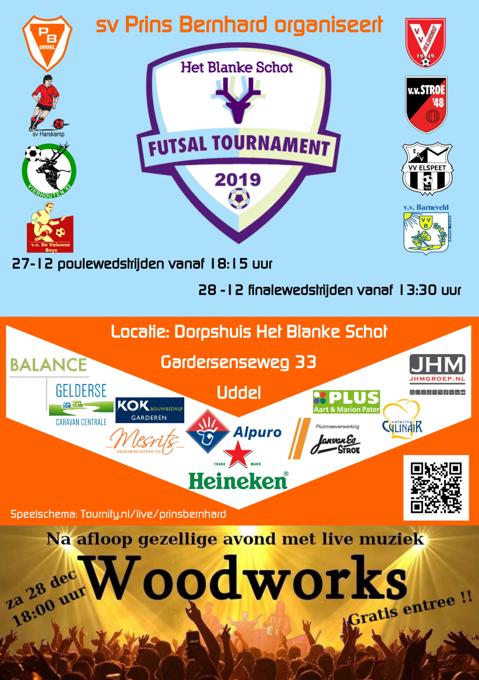 futsal toernooi